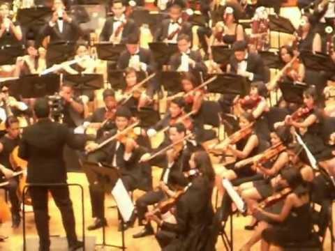 Orquesta Sinfonica Juvenil del Conservatorio de Musica Simon Bolivar