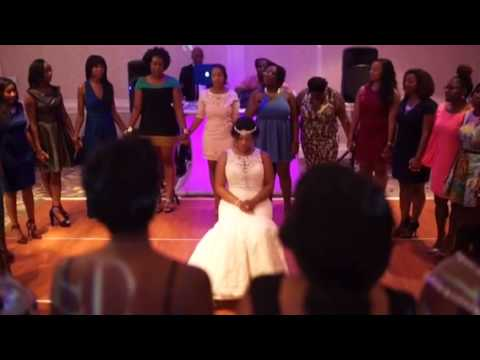 Delta Sigma Theta song! (wedding)