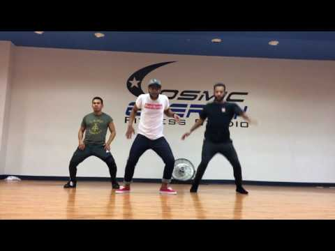 """Sean Paul - Gimme The Light"" Choreography By Nikolas Mafabi @nicholashawk @CosmicEnergyFitness ATL"