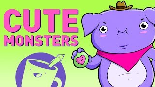 Artists Turn Cute Things Into Monsters | Cartoon Hell
