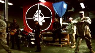 Teledysk: Public Enemy- WELCOME TO THE TERRORDOME (FEAR 2011)