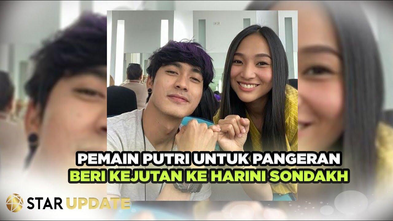 Harini Sondakh Kena Prank Pemain Putri Untuk Pangeran & Evan Marvino Di Ultah Ke-25 - STAR UPDATE