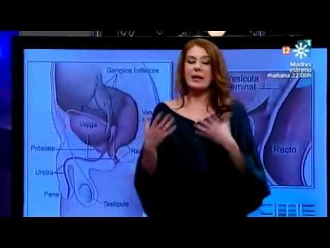 asqueroso hembra masaje de próstata