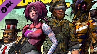 Borderlands 2: Unique Vault Hunter Skin Packs