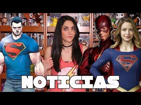 ExtraordiNews - The Flash/Supergirl, Harry Potter y más