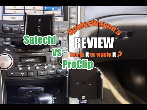 Creative Phone Mounts ProClip VS Satechi