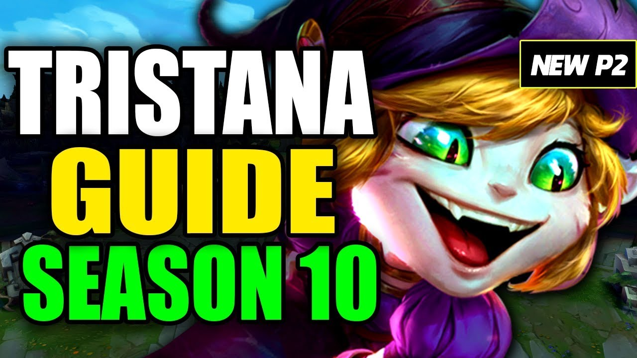 HOW TO PLAY TRISTANA SEASON 10 – (Best Build, Runes, Playstyle) – S10 Tristana Gameplay Guide