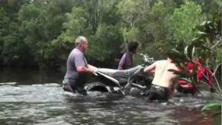 Extreme Quad Ride, Cairns to Cape York, australia