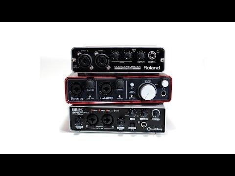 Audio Interface Basics: A 5 Minute Primer for Music Creators