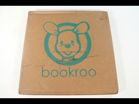 Bookroo Review August 2015 + Gift A Free Box – Book Subscription For Kids
