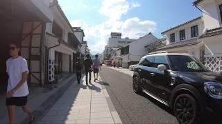 長野観光 中町通りと縄手通り散策-Nakamachi Street and Nawate Street, Matsumoto City, Nagano Prefecture