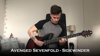 Avenged Sevenfold Sidewinder Guitar Cover All Solos
