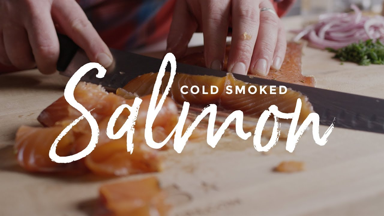 Download Cold Smoked Salmon