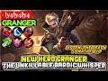 NEW HERO GRANGER, THE UNKILLABLE BARDIC WHISPER [ · ly4ly4ly4 Granger ]  - Mobile Legends