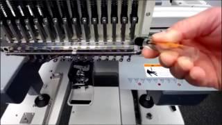 Tech Talk | Embroidery Machine Basic Maintenance