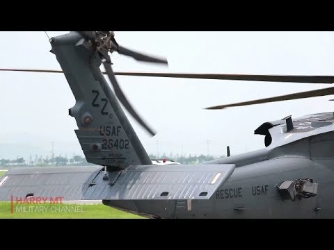 HH-60G Pave Hawk - Combat Search and Rescue Helicopter