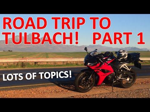 Roadtrip to Tulbach! (Part 1)