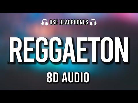 8D AUDIO (Usar Audífonos) Reggaeton Playlist #6   Lo Mejor del Reggaeton 2021 por Ricardo Vargas