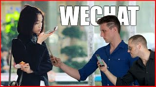WeChat: China Doesn't Use Facebook