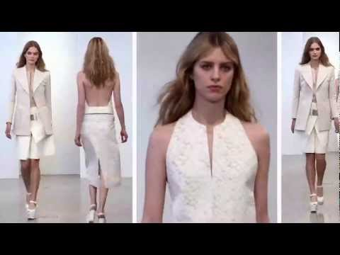 Calvin Klein collection resort 2013 runway show