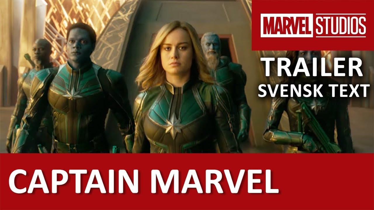 Captain Marvel - NY TRAILER