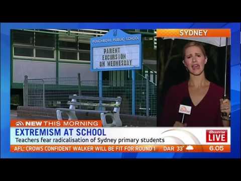 Muslim radicalisation in Sydney schools