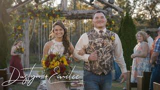 Dustyn + Emilee | Wedding Highlight | Luke Combs