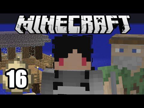 Minecraft Survival Indonesia - Pelabuhan Kapal Tercinta! (16)