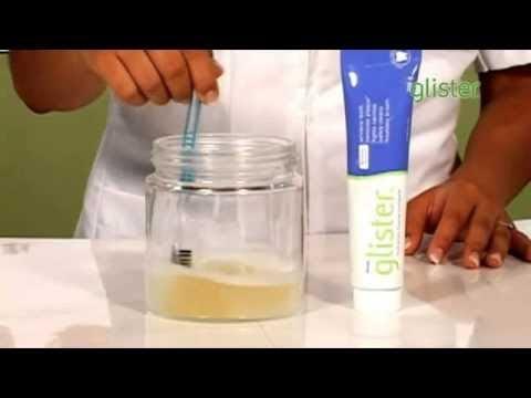 prueba de embarazo casero con pasta de dientes