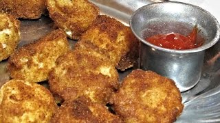 Fried Mashed Potato Balls  - Lynn's Recipes
