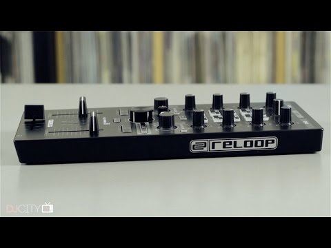 Review: Reloop Mixtour Controller