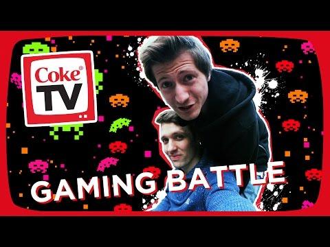 IZZI und BENX auf Gaming-Zeitreise | #CokeTVMoment