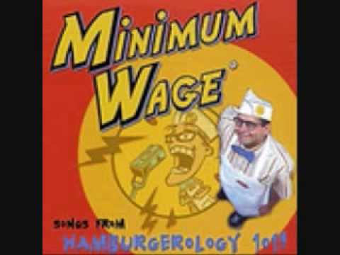 Minimum Wage- Connecticut (French Fry Song)