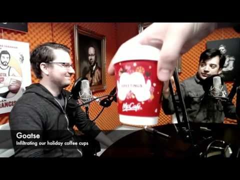 Idle Thumbs on McDonald's Holiday Cups (from Idle Thumbs 293)