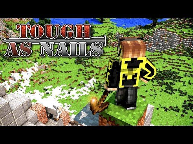 Tough As Nails Mod 1 12 2 Minecraft Youtube