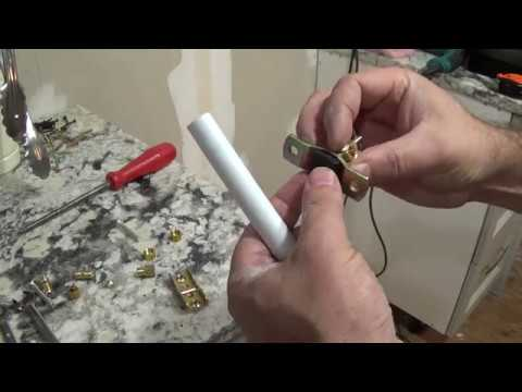 refrigerator water line hookup kit