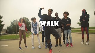Comethazine - Walk (Dance Video) Shot By @Jmoney1041