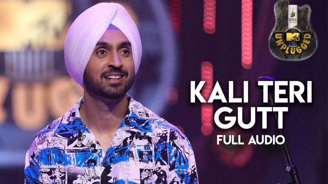 Kali Teri Gut Te Pranda Tera lal Diljit Dosanjh mp3 song Download