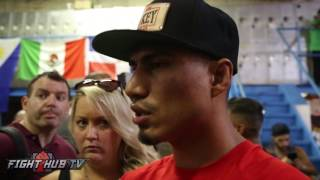 Mikey Garcia targets Terry Flanagan for 135 title run; Is hungrier than ever before