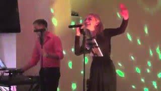 Музыка на свадьбу, артисты на праздник, Одесса, SGroup - Hora din Moldova (live) cover Nelly Ciobanu