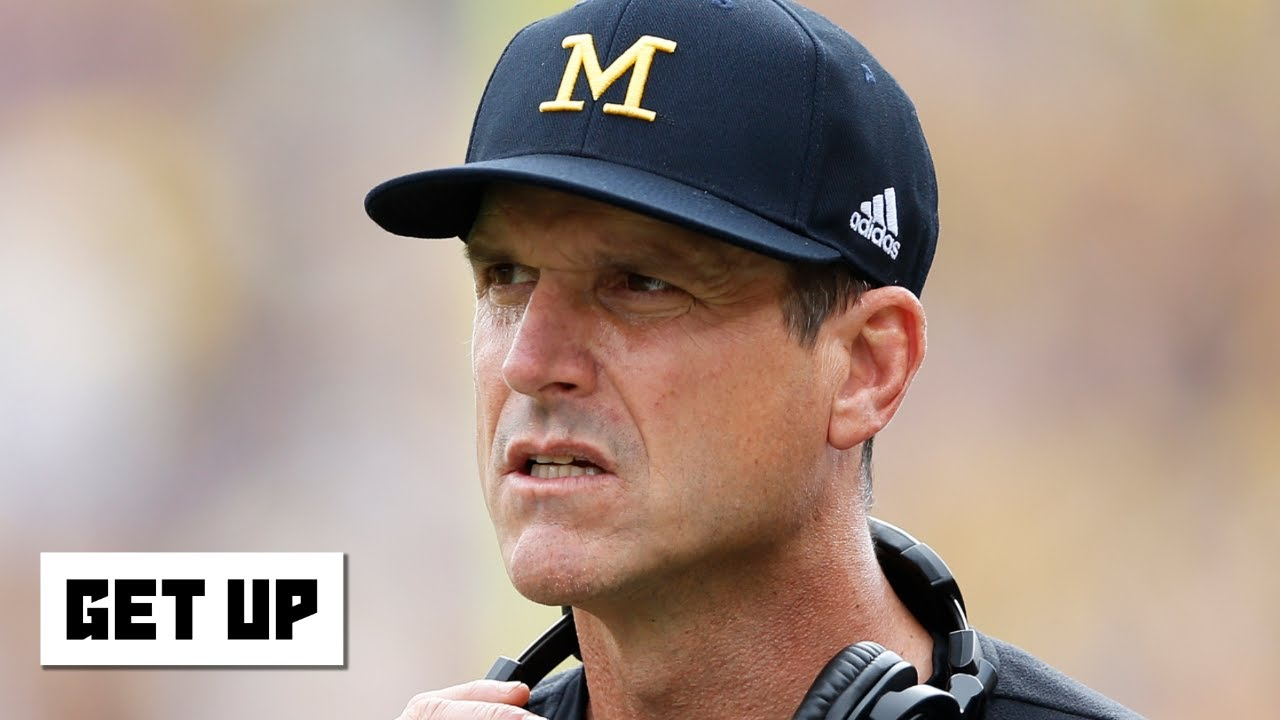 Are Michigan's expectations too high for Jim Harbaugh? | Get Up