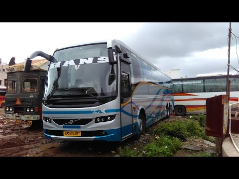 Hans Travels | Indore | Brand New Volvo B9R