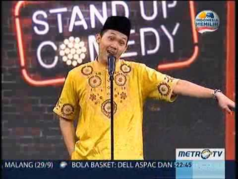 Stand Up Comedy Ustadz Ambia - 25 September 2013