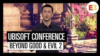#2 Beyond Good & Evil 2 - Ubisoft E3 2018 Conference