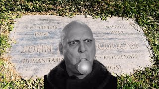 #1164 Grave of UNCLE FESTER, JACKIE COOGAN the Addams Family - Travel VLOG (10/14/19)