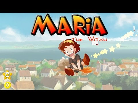 Maria the Witch (by Naps Team snc) - Universal - HD Gameplay Trailer