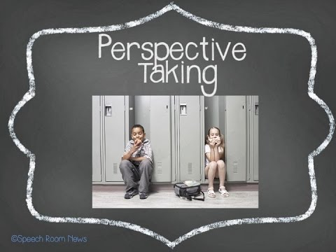 Life Skill 2: Perspective Taking (Simple Mind trick)