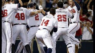 MLB: Walkoff Clinching Homeruns