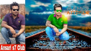 Get DSLR Look By Picsart|Picsart Blur Trick|Picsart Photo Retouch|Picsart Editing Tutorial 2017