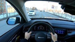 2019 Haval F7x 2.0 GDIT (190) Premium POV TEST Drive